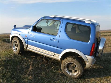 Jimny Wallpapers by 2003 Suzuki Jimny Wallpapers 0 7l Gasoline Automatic