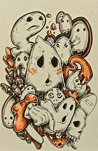Halloween Drawing From Tumblr – Festival Collections