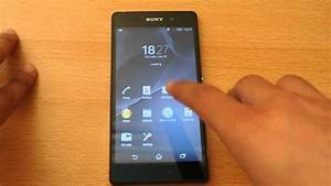 Sony Xperia Z2 Ultra STAMINA Mode Review HD - YouTube