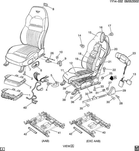 C5 Corvette Power Seat Wiring Diagram by C5 Seat Repair Page1 Corvette Forums At Chevy Magazine