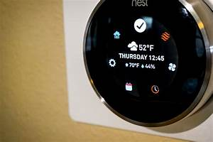 Nest Thermostat Operating Instructions