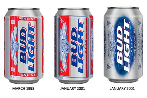 bud light can bud light has a new design cmo strategy ad age