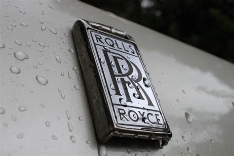 Rolls-royce Logo Wallpaper