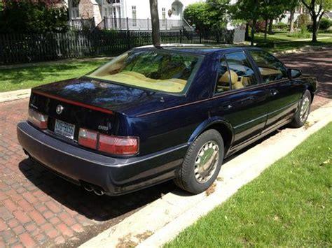 Find Used 1994 Cadillac Seville Sts Sedan 4-door 4.6l In