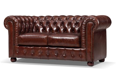 canape original canapé chesterfield original 2 places