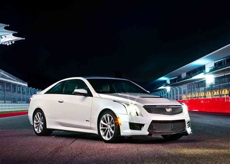 cadillac ats review design engine price