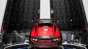 Tesla Roadster is prepped for SpaceX mission take-off at ...
