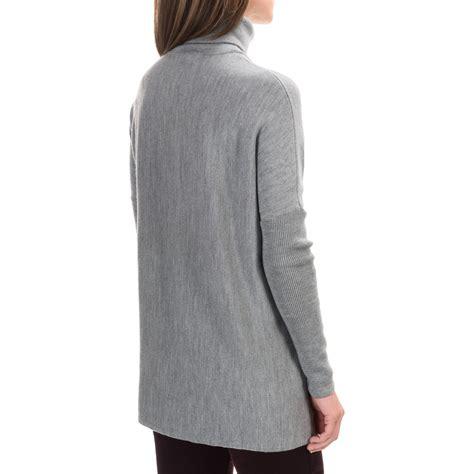 merino wool sweater womens tahari merino wool turtleneck sweater for save 23
