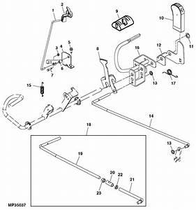 John Deere L110 Parts