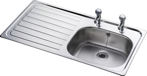 Lexin 1.0 bowl stainless steel kitchen sink with left hand