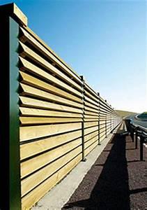Mur Végétal Anti Bruit : murs anti bruit pins de france ~ Premium-room.com Idées de Décoration