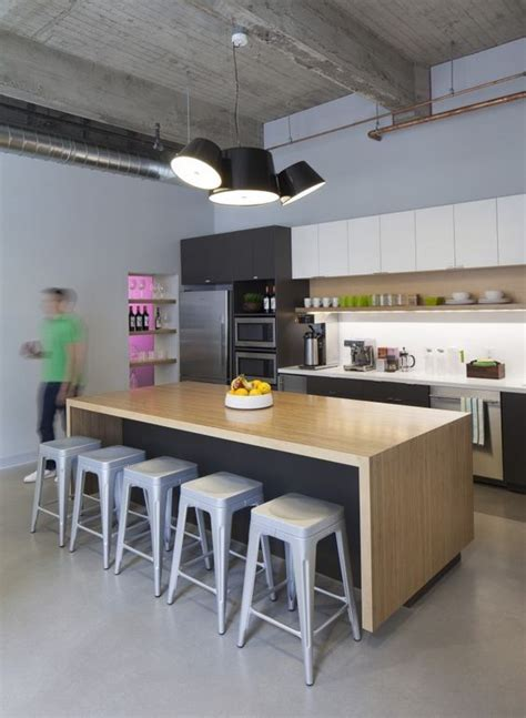 Office Kitchen by Office Kitchen Island Is Really Interesting Instead Of A