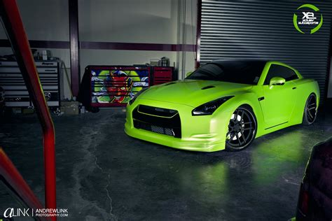 Nissan Gtr Wallpaper Green by Gt R Nismo Nissan R35 Tuning Supercar Coupe Japan Cars