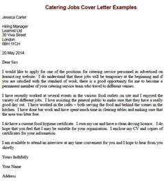 Cover Letter For Employment Exles by Post Reply