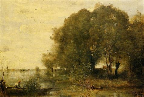 history  art camille corot