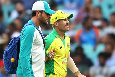 India vs Australia: Warner ruled out of Boxing Day Test ...