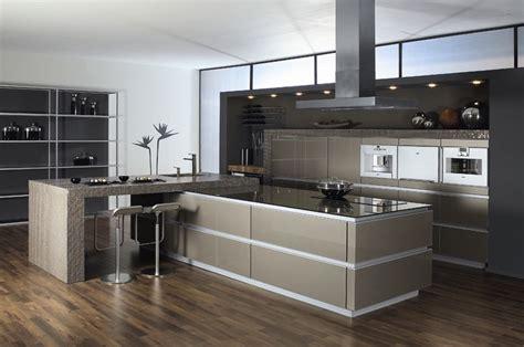 cuisine design italienne avec ilot