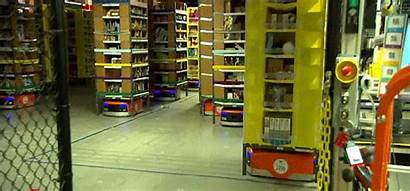 Robots Factory Inside Robot Worker Website Station
