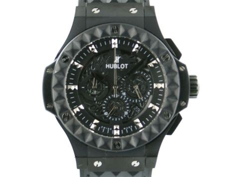 uhr hublot hublot big sonderedition depeche mode 44mm replica uhr