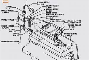 Do You Have A Vacuum Hose Information Diagram For A Toyota Corona St171r