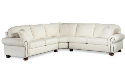 thomasville leather sofa benjamin the benjamin sectional sofa thomasville luxury furniture mr