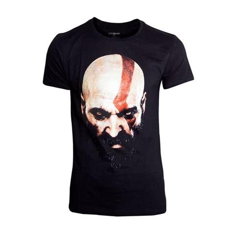 official god of war kratos s t shirt buy