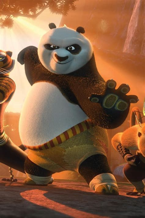 kung fu panda mobile wallpapers gallery
