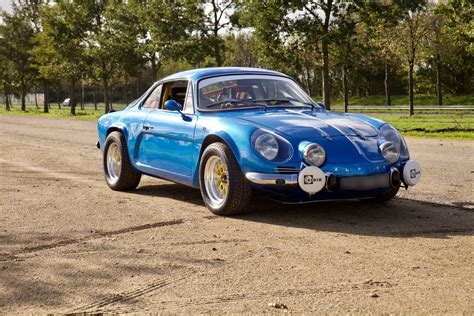 Renault A110 by Renault Alpine A110 1977 Blue Renault