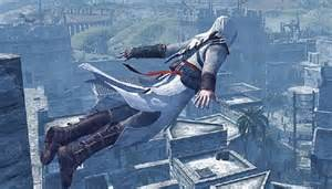 Assassin's Creed video character is brought to life by ...