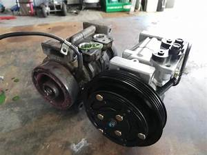 Suzuki Apv Gd Van Compressor Replacement