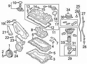 2015 Volkswagen Jetta Tdi Sel 2 0l Diesel A  T Engine Oil