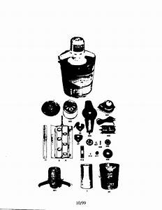 White Mountain F69206 Ice Cream Maker Parts