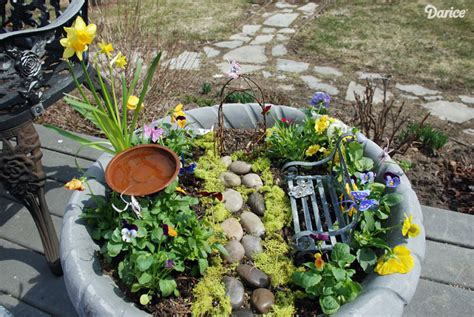 Fairy Garden For Kids-a Step By Step Tutorial