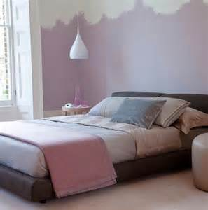 kleines schlafzimmer two color wall painting ideas for beautiful bedroom decorating