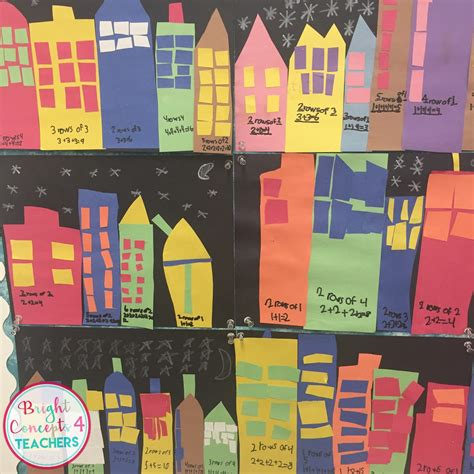 Array City: Ideas to Integrate the Curriculum