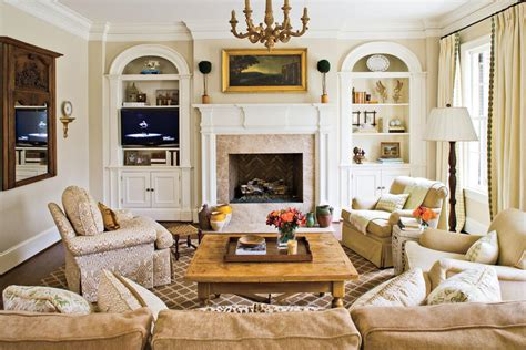 comfortable and inviting stylish traditional yet family