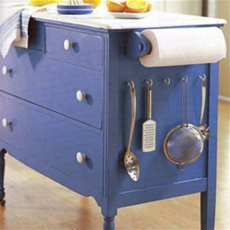 how to turn an dresser into a kitchen island how to convert a dresser into a kitchen island trash to 9973