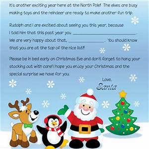 10 best Letters from Santa images on Pinterest
