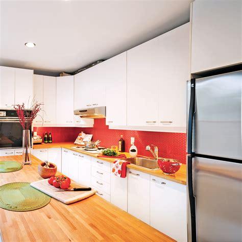 secrets de cuisine salon sejour moderne