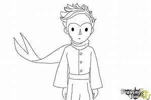How to Draw The Little Prince - DrawingNow