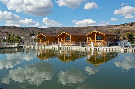 lake cabin cabins santee lakes