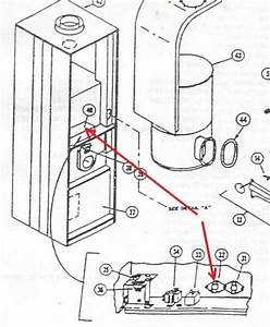 Old 1997 Model Evcon Furnace Wiring Diagram