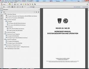 Mg Zr - Service Manual - Wiring Diagram
