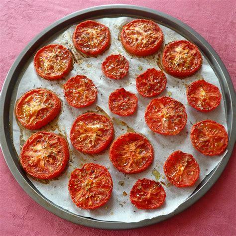 recette de tomates confites fait maison