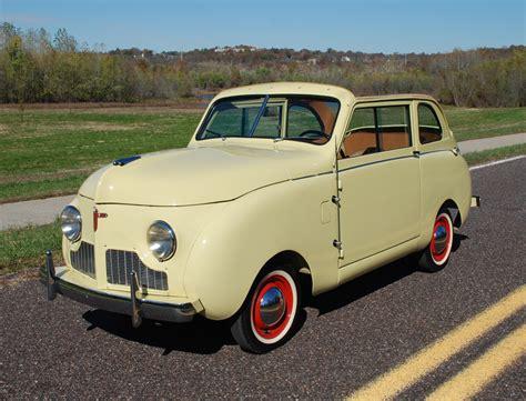 crosley car 1947 crosley convertible wagon 139508
