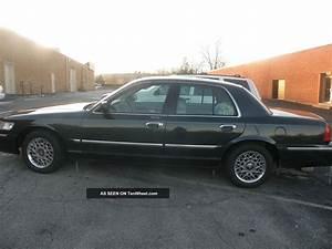 2002 Mercury Grand Marquis Gs Sedan 4