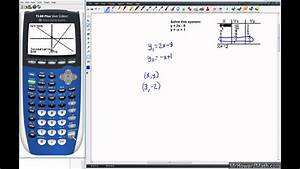 Graphing Calculator How To Make A Table  math on the mind