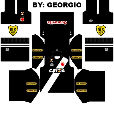 Link Vasco by League Soccer Kits Vasco 15 16 Kits By Georgio