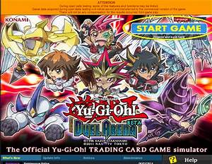 Free Download Program Yu Gi Oh Pc Game Duel Monsters