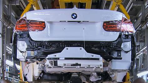 Bmw South Africa Plant by Bmw 3 Series F30 Factory In South Africa